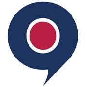 learning speaking english online logo